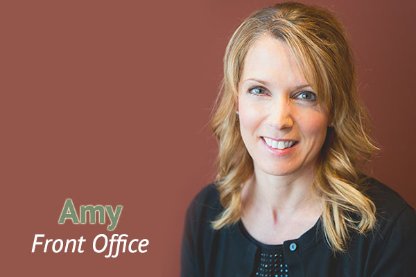 Amy - Front Office